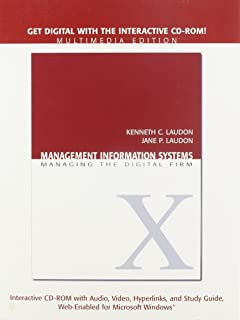 Management Information Systems: Managing the Digital Firms, Student Multimedia CD-ROM