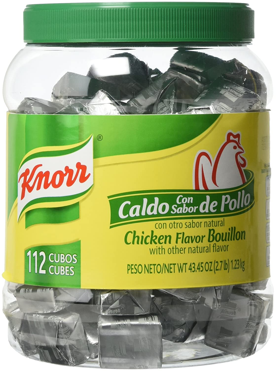 Knorr Chicken Cash special price Flavor Bouillon discount Ounce 43.45 Cubes