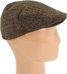 Brown/Khaki Herringbone