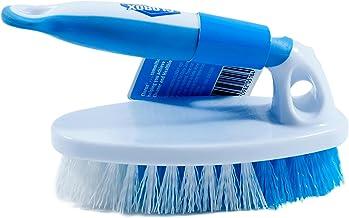 Clorox Utility Soft Grip Scrub Brush, 1-Pack