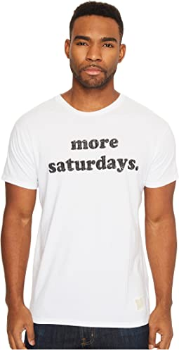 The Original Retro Brand - More Saturdays Vintage Cotton Short Sleeve Tee