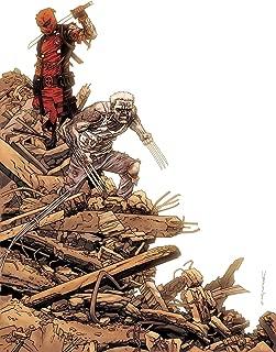 DEADPOOL VS OLD MAN LOGAN #5 (OF 5) RELEASE DATE 2/21/2018