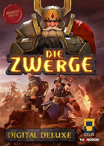 Die Zwerge Digital Deluxe Edition [PC/Mac Code - Steam]