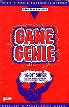Game Genie Programming Manual & Codebook for Super Nintendo SNES - Edition 3 [Paperback] [1992] Galoob