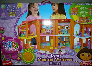 Best dora magical welcome dollhouse Reviews