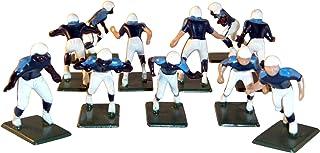 Electric Football 11 Regular Size Men in Dark Blue Light Blue Home Uniform