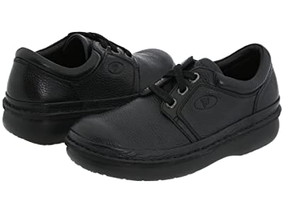 Propet Village Walker Medicare/HCPCS Code = A5500 Diabetic Shoe (Black Grain) Men