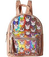 Ms Gwen Printed Backpack
