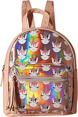 Ms Gwen Printed Backpack
