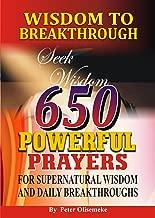 prayer for financial wisdom