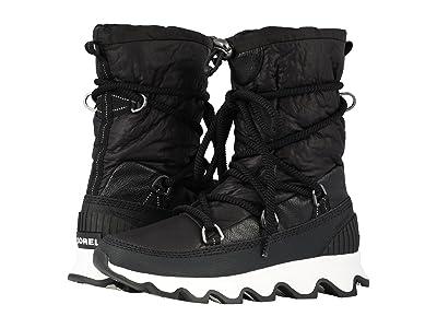 SOREL Kinetictm Boot (Black/White) Women