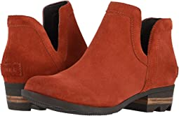 Carnelian Red Suede