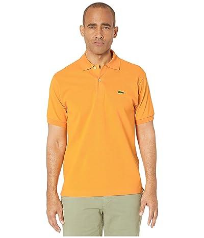 Lacoste Short Sleeve Classic Pique Polo Shirt (Holy) Men