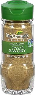 McCormick Gourmet All Natural Ground Savory, 1.37 oz