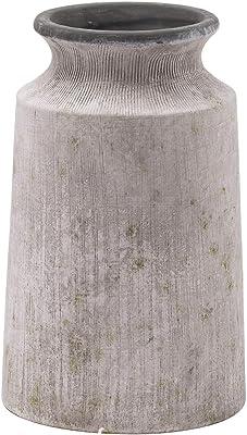 Hill 1975 Florero de Piedra de urna Bloomville, cerámica, Talla única