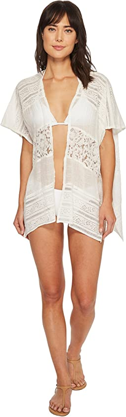 Collection XIIX - Lace Blocking Cover-Up