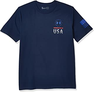 Under Armour Men's Freedom Fierce Competitor Short Sleeve T-Shirt