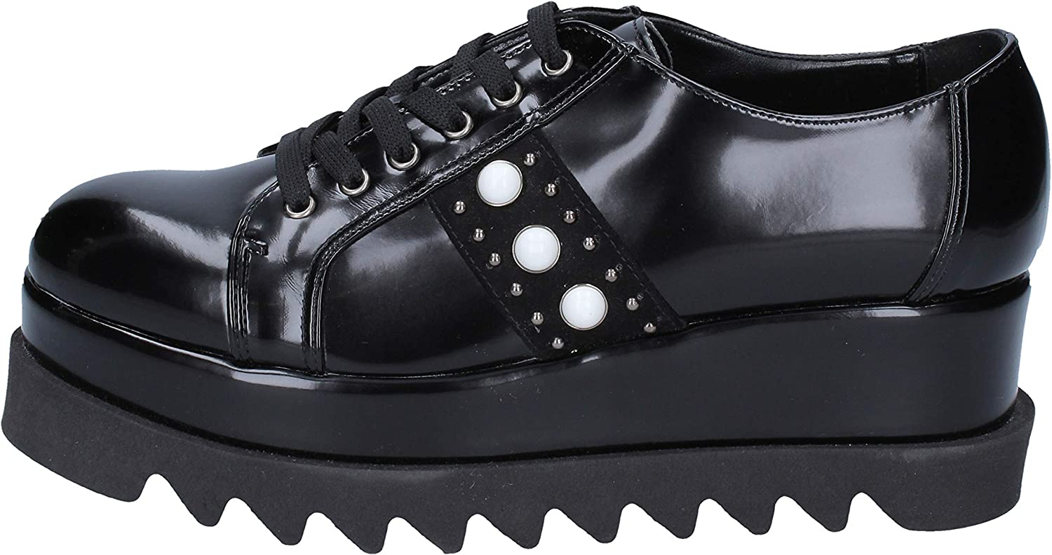 BOTTEGA LOTTI Oxfords-shoes Womens Black