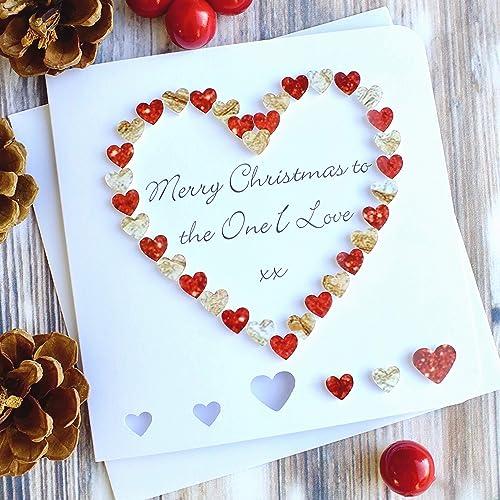 Christmas Cards For Boyfriend: Amazon.co.uk