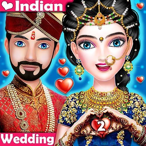 Amor indio de la boda con arreglos de matrimonio Parte 2