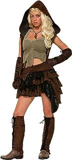 Women's Medieval Fantasy Rogue Warrior Costume