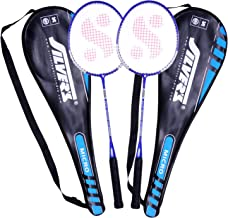 Silver's Unisex Adult Micro Badminton Racquets - 2-piece With Cover - Multicolor, G3