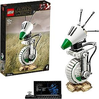 LEGO Star Wars - D-O, Maqueta de Droide de La Guerra de las Galaxias, Set de Construcción Inspirado en Star Wars Episodio IX, Set Recomendado a partir de 10 Años (75278)