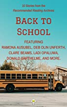 10 Stories for the Back to School Season (Electric Literature's Recommended Reading)