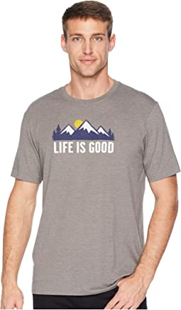 Mountain Scene Cool T-Shirt