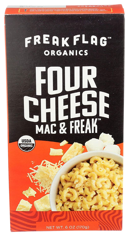 Freak Flag Organics Fresno Mall Organic Four Limited Special Price Mac OZ Cheese 6