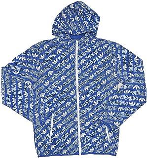 Adidas Men's AOP Windbre Windbreaker Jacket