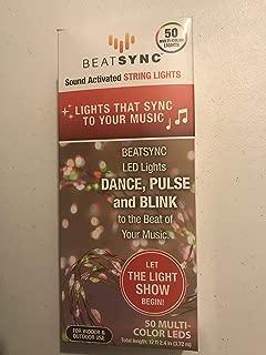 BeatSync Sound Activated String Lights (Beatsync)