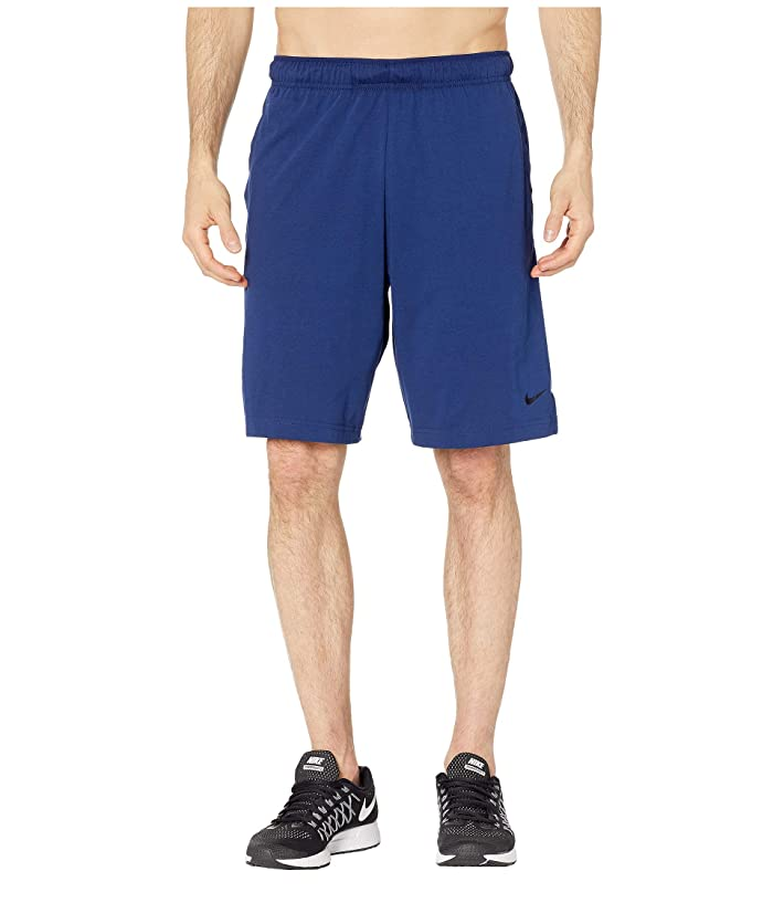 Nike Training Short (Blue Void/Black) Men