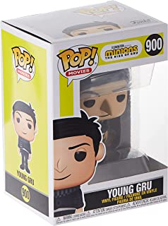 Funko Pop! Movies: Minions 2 - Young Gru, Action Figure - 47800