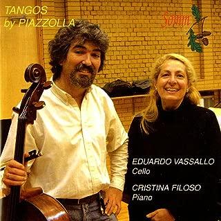 Adios Nonino (Arr. J. Bragato for Cello and Piano)