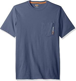 Timberland PRO 男士基板混合短袖 T 恤