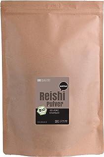 Wohltuer Bio Reishi Pulver | Vitalpilz Pulver für Reishi Te