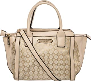 Yuejin Baguettes Handbag for Women - Leather, Brown