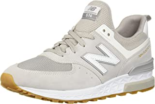 New Balance MS574 Men's Running Shoes, Grey 10.5 UK (MS574_MS574)