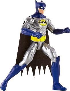 "DC Justice League Action Caped Crusader Batman Action Figure, 12"""