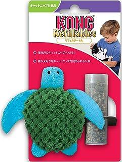 Kong(コング) リフィル タートル キャットニップ付