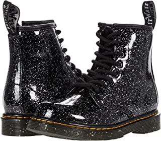 Dr. Martens Kid's Collection 1460 (Toddler/Little Kid/Big Kid) Patent Glitter Boot