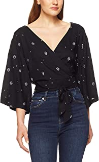 Jorge Women's Siren WRAP TOP