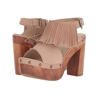Cordani Tijuana (Bisque Suede) High Heels