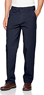 Men's Classic Fit Workday Khaki Smart 360 Flex Pants D3