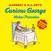 Curious George Makes Pancakes (with bonus stickers and audio)
