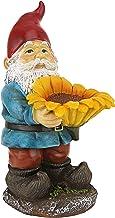 Design Toscano QM19474 Sunflower Sammy Garden Gnome Statue