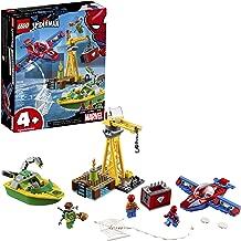 LEGO Marvel Spider Man Spider-Man: Doc Ock Diamond Heist 76134 Building Kit (150 Pieces)
