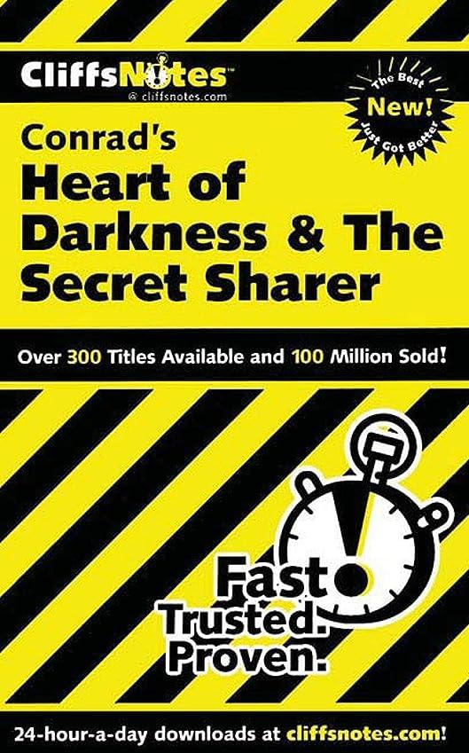 重力なぜなら換気CliffsNotes on Conrad's Heart of Darkness & The Secret Sharer (Cliffsnotes Literature Guides) (English Edition)