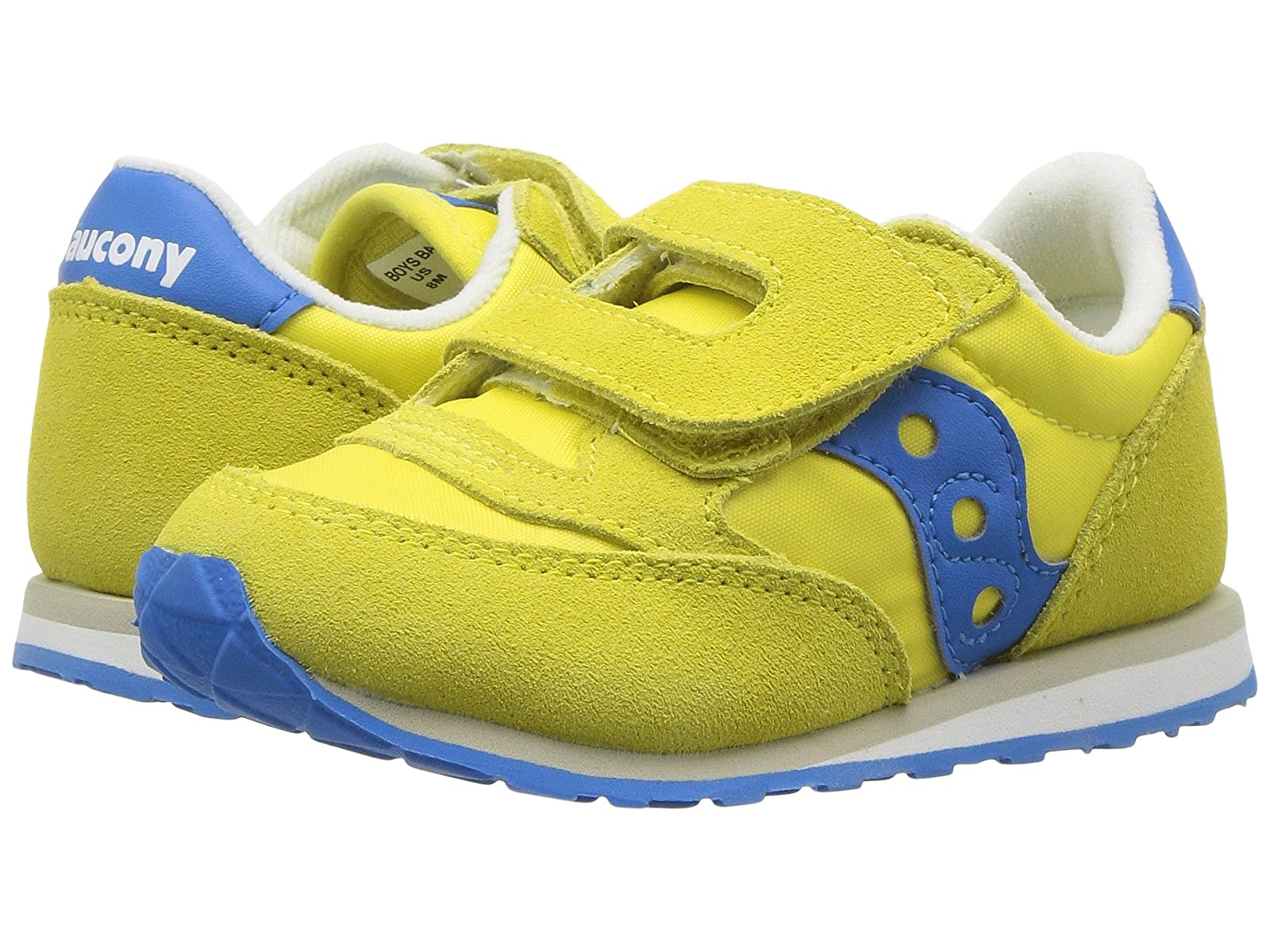 Saucony Kids Originals Jazz Hook & Loop (Toddler/Little Kid)Atmospheric grades have affordable shoes